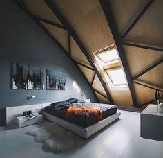 25 Amazing Attic Schlafzimmer, Die Sie Absolut Genießen Würden Schlafen    Neueste Dekor
