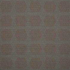 Dot Structure Gray & Red 931-84 Sunbrella fabric