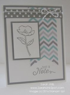 Simple on Saturday…Birthday Blooms meets Smoky Slate & Pool Party… Birthday Bouquet, Stampin Up, Catalog, Bloom, Simple, Party, Stamping Up, Brochures, Parties