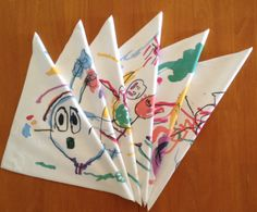 Sports towel printed with your child's individual art work! Great for school fundraiser!