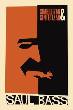 Saul Bass poster by ~disp8 on deviantART