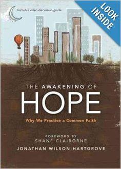 48 best christian living books images on pinterest christian life the awakening of hope jonathan wilson hartgrove fandeluxe Image collections