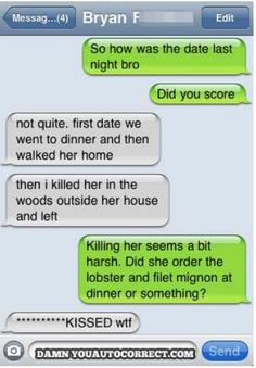 Bad first date