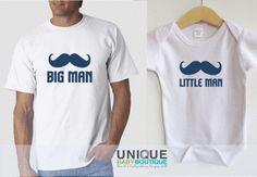 Big Man, Little Man - Clothing Package – Unique Baby Boutique