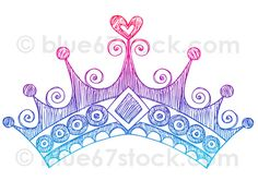 I feel as if I need a tiara tattoo....
