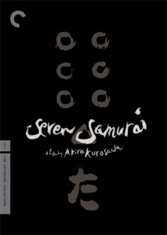 Seven Samurai. Great, great movie. #movie