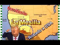 Trump  y el Robo de  la Mesilla son 76 845 kilómetros cuadrados