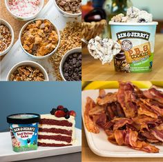 Are cupcakes in or out? Is bacon hot or not? What's Hot, What's Not: Dessert Edition | Ben & Jerry's