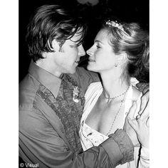 Le mariage de Julia Roberts et Danny Moder 2002 .