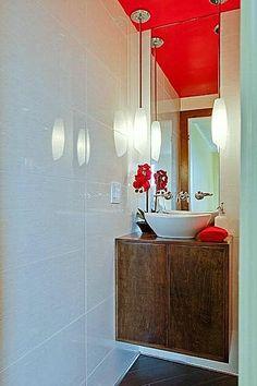 Modern European Style Bathroom