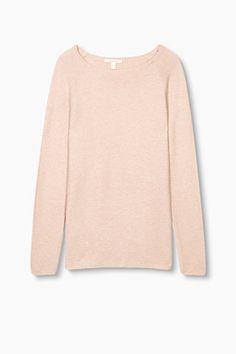 Esprit / Feinstrick Basic Pullover mit Kaschmir