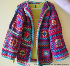 I would LOVE to make something like this....but this looks like a LOT of yarn!!!