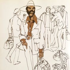 Found some cool illustrations in an old Walt Frazier book (1/3) by rhek