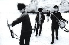 in rooms unfamiliar: the jesus and mary chain - darklands