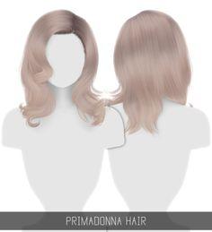 ZELLA HAIR sims 4 cc Sims 4 black hair, Sims hair, Sims 4