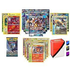Mystery 10 Pack of Pokemon Foils Reverse, Holo, Ultra