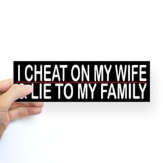 Hmmm I know a couple people who should have this attached to the back of their car!