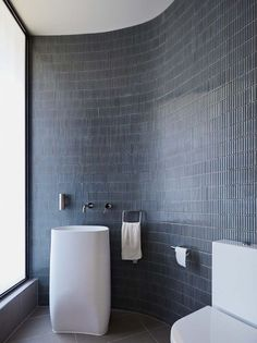 Whether you determination of a soothing bath taking into account spa-like paint colors or a bold bath taking into consideration a risk-taking color scheme, our gallery of bathroom color is distinct to inspire. Zen Bathroom, Bathroom Wall Decor, White Bathroom, Bathroom Interior, Modern Bathroom, Small Bathroom, Bathroom Goals, Quirky Bathroom, Bathroom Green
