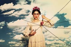 Las mejores fotos de Frida Kahlo