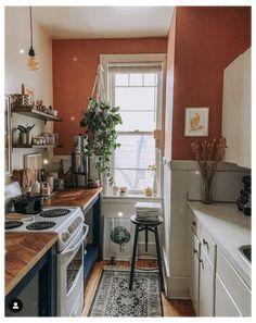 Cozy Kitchen, Kitchen Decor, Room Ideias, Küchen Design, Interior Design, Dream Apartment, House Rooms, Cozy House, Home And Living