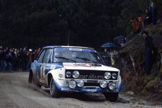 Marku Alen Fiat 131 Abarth gr.4   | WRC Rally School @ http://www.globalracingschools.com