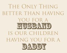8x10 Dad & Husband Gift Print Quote  DIY by SweetCheeksDigitals, $1.95