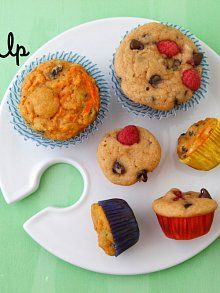 Mix It Up Muffins from Weelicious