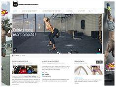 Venez découvrir le portail Crossfit France Kettlebell Kettlebell, Portal, Kettle Ball, Kettlebells