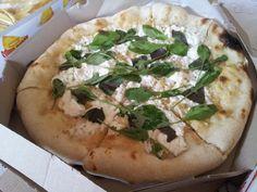20 July 2013 - Gino's brick oven pizza