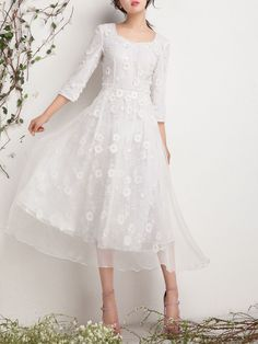 https://www.stylewe.com/product/embroidered-organza-midi-dress-30708.html