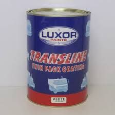 Luxor Transline range Available at Cowley Paints Nelspruit.