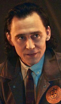 Tom Hiddleston as Loki in the Loki Series 2021