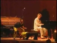 """Dancin' The Boogie"" - by Silvan Zingg Boogie Woogie Piano  .. This is just the greatest!! The piano is AWESOME and the dancing is AMAZING!! If this doesn't getting you moving nothing will!! Dancers:William Mauvais and Maéva Truntzer.(France)"