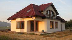 Projekt domu Faworyt