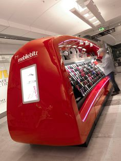 mobile bitz - Full height unit, Brent Cross