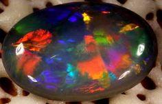Камень опал благородный: фото, значение и характеристика камня черного, белого, розового, зеленого опала