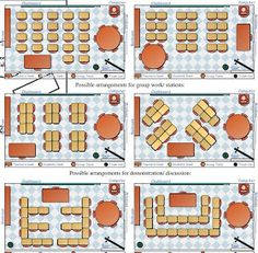 The Real Teachr: Classroom Seating Arrangement