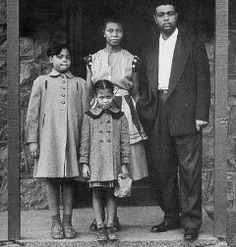 The Brown Family - Brown vs. Board of Education Topeka, Kansas...a ruling still in effect today