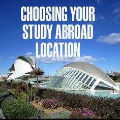 Can't decide where you'd like to study abroad? Check out ISA's Featured :60 on Study Abroad Video: Choosing Your Study Abroad Location starring new ISA rep and former study abroad advisor, Katie Frantes!