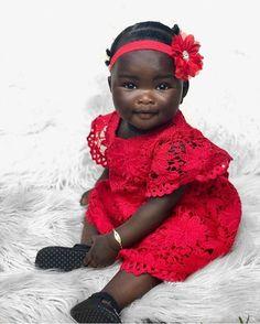 So adorable ❤️ So Cute Baby, Pretty Baby, Baby Love, Cute Kids, Bebe Baby, Black Baby Girls, Cute Black Babies, Beautiful Black Babies, Beautiful Children