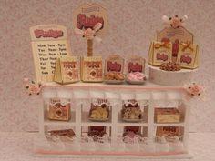 Miniature Fudge Counter