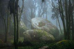 Mystic rocks   by J C Mills Photography