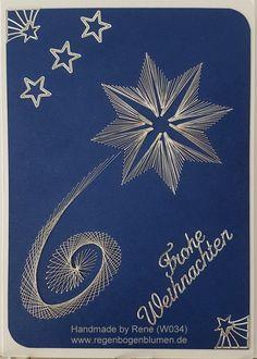Weihnachten 2016_034 - Motiv: Afb19 silber - Copyright Motiv: A&N - Doppelkarte mit Umschlag Format A6