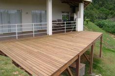 Deck - Quiosque e Cia