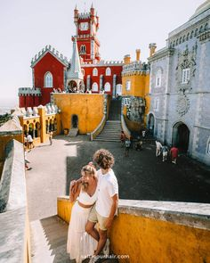 Sintra Portugal, Visit Portugal, Algarve, Best Places To Travel, Cool Places To Visit, Best Places In Portugal, Portugal Travel Guide, Portugal Trip, Lisbon City