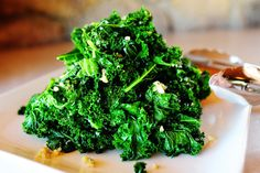Panfried Kale | The Pioneer Woman Cooks | Ree Drummond