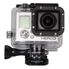 GoPro HERO3 Silver Edition Camera