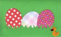 Velikonoční přáníčka s vajíčky Easter Crafts For Kids, Yoshi, Character, Easter, Spring, Cross Stitch, Easter Activities, Children, Easter Crafts For Toddlers
