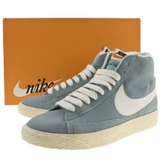 finest selection 0b18b 1d539  nike Trainer Boots, Blue Nike, Boot