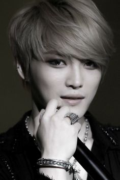 He's very beautiful..... Kim Jaejoong